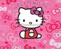 Fototapeta 3D 051 Hello Kitty