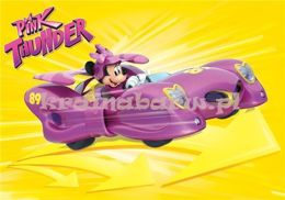 Fototapeta 11875 MICKEY AND ROADSTER RACERS
