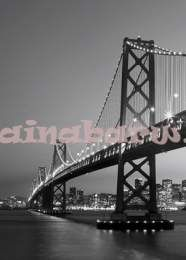 Fototapeta 387 BAY BRIDGE SAN FRANCISCO