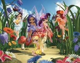 Fototapeta 3D 040 Magical Fairies