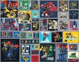 Fototapeta 3D 058 Transformers Robots In Disguise