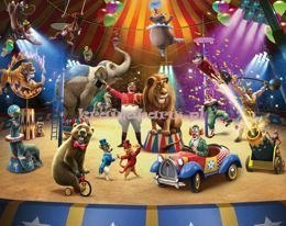 Fototapeta 3D 060 The Circus