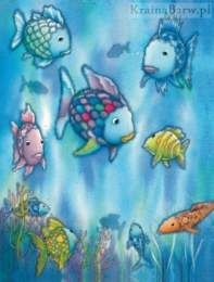 Fototapeta 426 The Rainbowfish