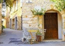 Fototapeta FS0517 Mougins Village, France (Pics on stock)
