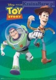 Plakat 3D Toy Story (PPL70017)
