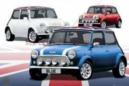 Plakat  PH0411 MINI CLASSIC A